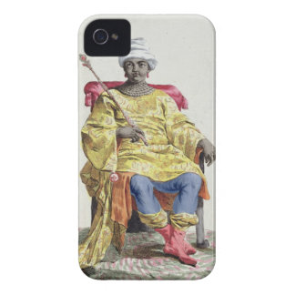 Don Alvares, King of the Congo, from 'Receuil des iPhone 4 Covers