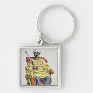 Don Alvares, rey del Congo, del 'DES de Receuil Llaveros