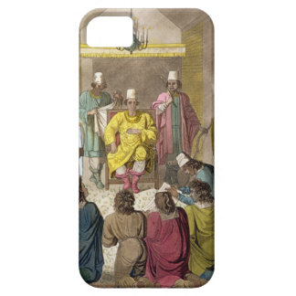 Don Alvaro, King of the Congolese on his Throne, p iPhone SE/5/5s Case