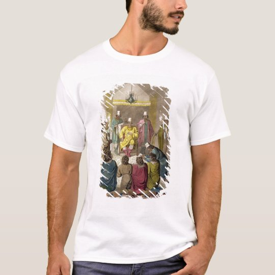 Don Alvaro, King of the Congolese on his Throne, p T-Shirt