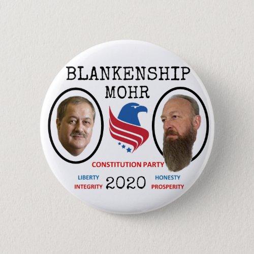 Don Blankenship for President 2020 Button