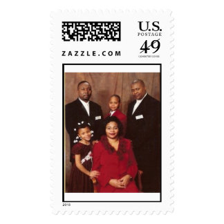 Don Brown Family Postage