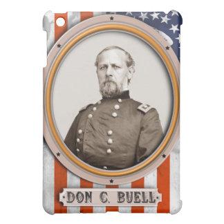 Don C. Buell iPad Case