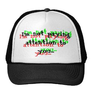 Don Car Trucker Hat