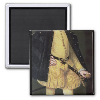Don Carlos , son of King Philip II of Spain 2 Inch Square Magnet