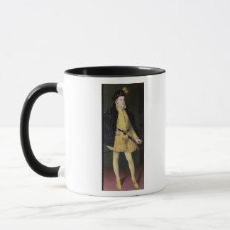 Don Carlos , son of King Philip II of Spain Mug