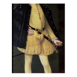 Don Carlos , son of King Philip II of Spain Postcard