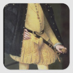 Don Carlos , son of King Philip II of Spain Square Sticker