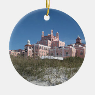 Don CeSar Ceramic Ornament