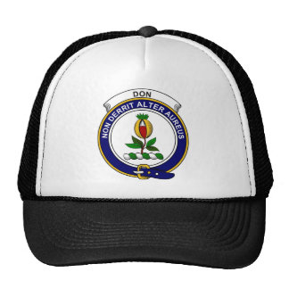 Don Clan Badge Hats