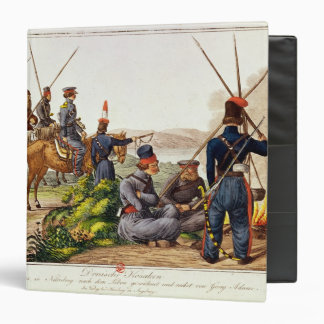 Don Cossacks in 1814 Binder