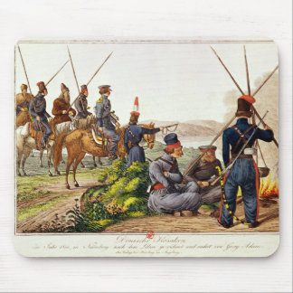 Don Cossacks in 1814 Mouse Pad
