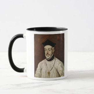Don Diego de Covarrubias y Leiva  c.1600-05 Mug
