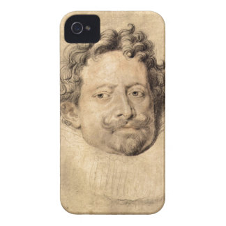 Don Diego Messia by Paul Rubens iPhone 4 Case-Mate Cases