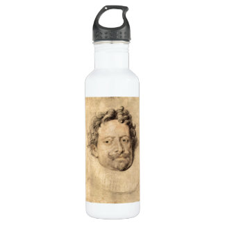 Don Diego Messia by Paul Rubens Water Bottle