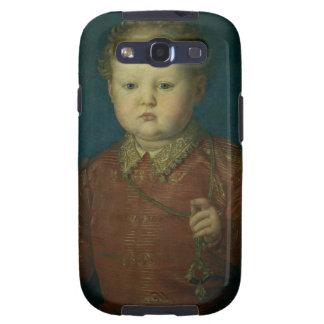 Don García de Medici (?) c.1550 (aceite en el pane Galaxy S3 Coberturas