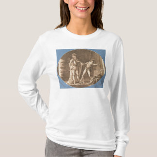 Don Giovanni and the statue of the Commandantore T-Shirt