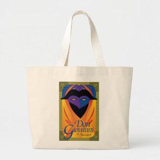 Don Giovanni, Opera Canvas Bag
