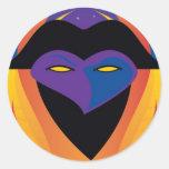 Don Giovanni, Opera Classic Round Sticker