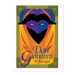 Don Giovanni, Opera Postcards