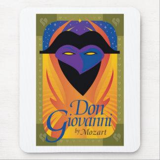 Don Giovanni, ópera Tapetes De Raton