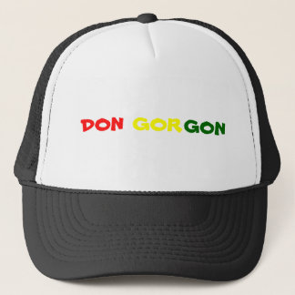 DON GORGON TRUCKER HAT