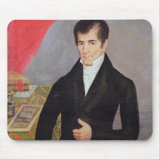 Don Jose Cecilio del Valle Mouse Pad