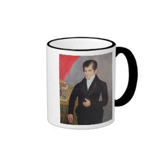 Don Jose Cecilio del Valle Ringer Coffee Mug