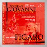 DON JUAN GIOVANNI and FIGARO 2 Print