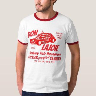 Don Lajoie Danbury Fair Racearena 2-Sided R&W T-Shirt