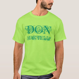 DON, MARTELLI - Customized - Custo... - Customized T-Shirt