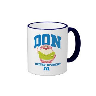 Don Mature Student Ringer Mug