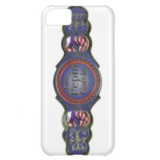 Don Pepin Garcia Blue Label band Cover For iPhone 5C