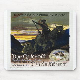 Don Quichotte de Jules Massenet Alfombrilla De Ratones