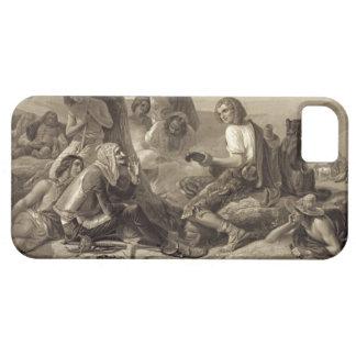 Don Quijote 1845 iPhone 5 Fundas