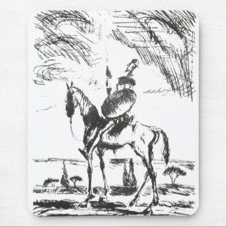 Don Quijote Alfombrillas De Ratón