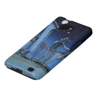DON QUIJOTE - armas de Velando Samsung Galaxy S2 Fundas