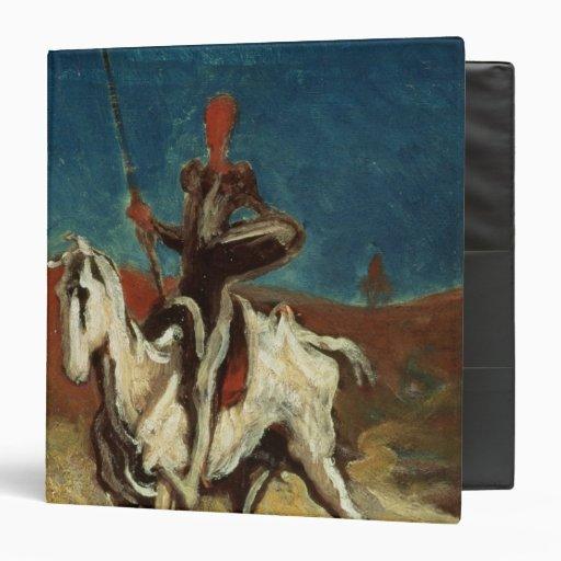 """Don Quijote, c.1865-1870 Carpeta 1 1/2"""""""