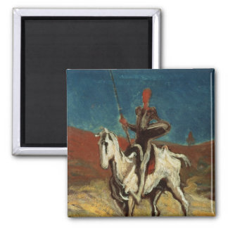 Don Quijote, c.1865-1870 Imán Cuadrado