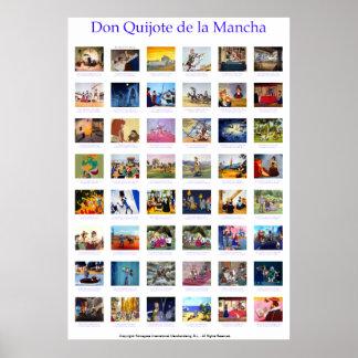 Don Quijote de ALELUYA por el QUIXOTEdotTV Posters