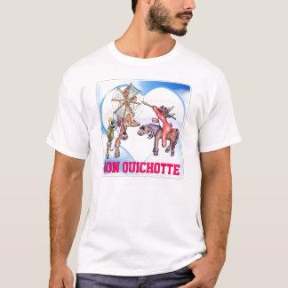 Don Quijote, Don quijote shirt t-shirt Playera