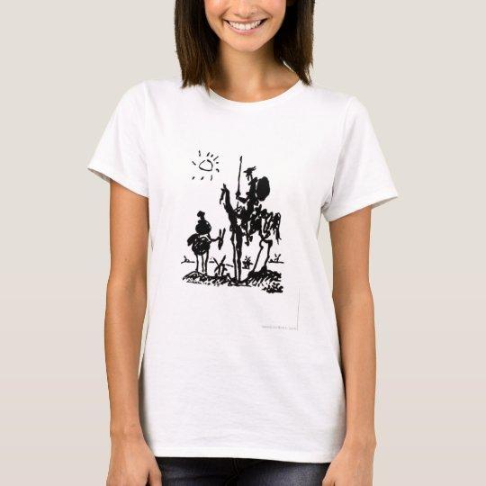 don quijote girl T-Shirt