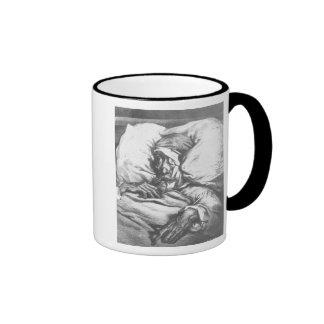 Don Quijote herido Taza De Café