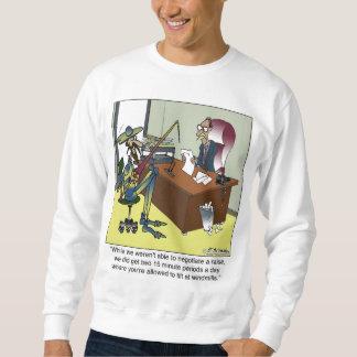 Don Quijote hoy Sudadera