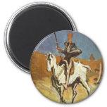 Don Quijote Imán Para Frigorifico