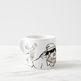DON QUIJOTE & SANCHO - 400 Years Espresso Cup