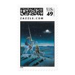 DON QUIJOTE & SANCHO -Centenary Postage sellos