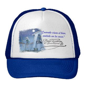 DON QUIJOTE - SANCHO - Cervantes - Gorra Visera
