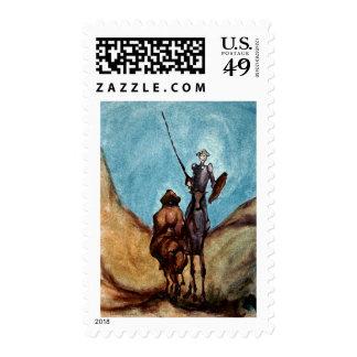 Don Quijote Sello