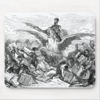 Don Quijote Tapete De Raton